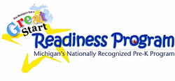 Give Michigan's Kids a Great Start Readiness Program, Michigan's Nationally Recognized Pre-K Program